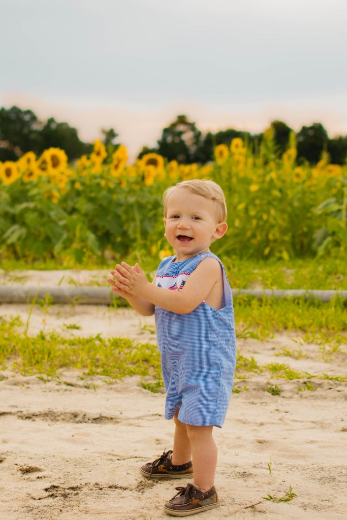 william-sunflower field photography-clinton sease farm-columbia sc