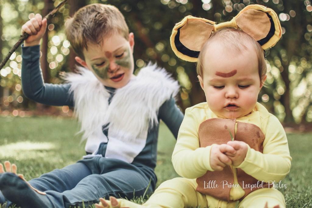 baby simba costume the lion king primary dot com halloween diy