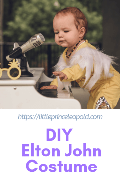 elton john-halloween costumes-candle in the wind-rocket man-goodbye yellow brick road-shoenhut-diy- no sew- baby costumes- costume party