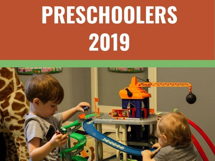 christmas gift ideas for preschoolers 2019-kids toys-gift guide