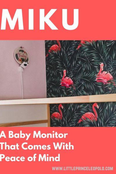 miku smart baby monitor