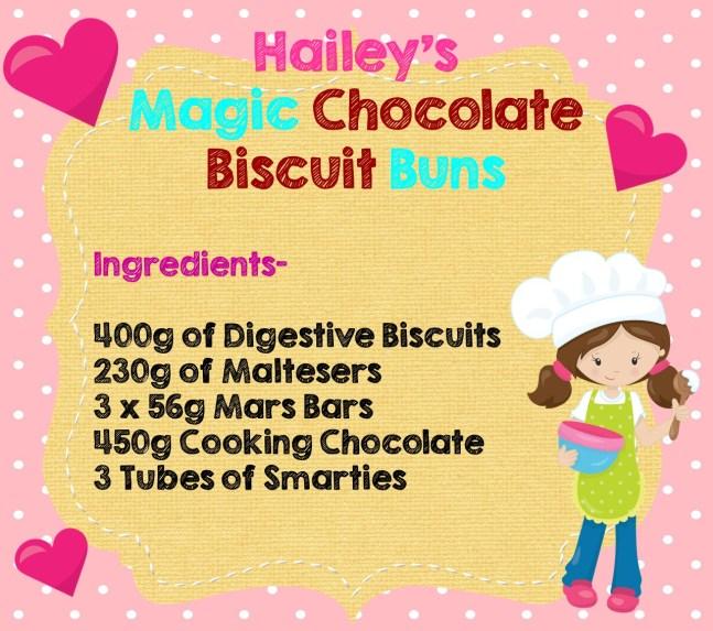 Magic Biscuit Buns