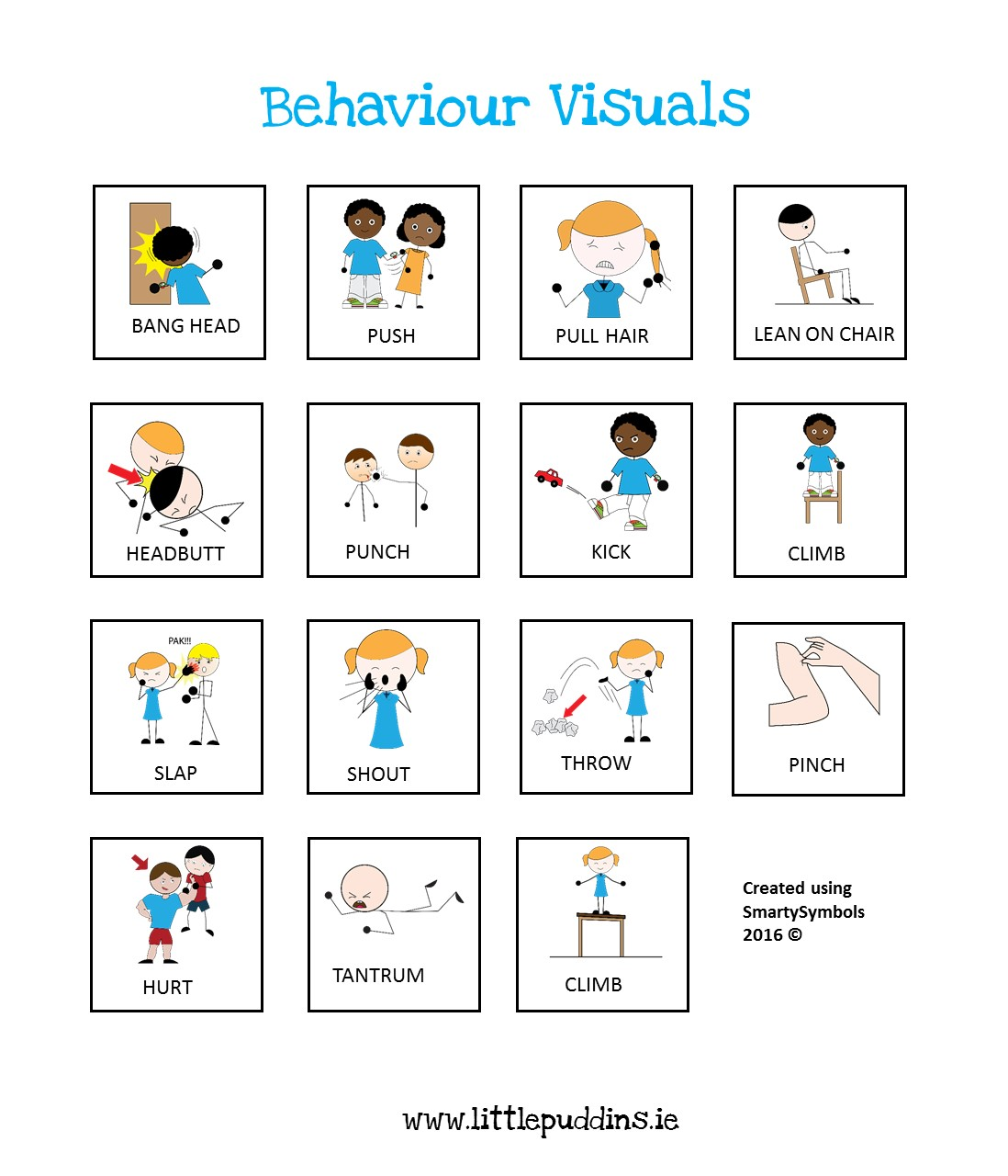 Life Skills Sequencing Worksheet