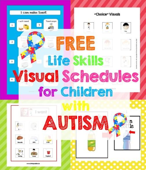 life skills free printable