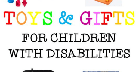 Toys for kids with disabilities