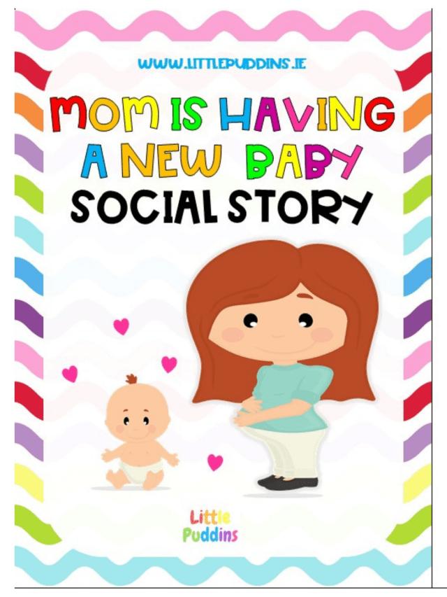 Pregnancy FREE Social Story