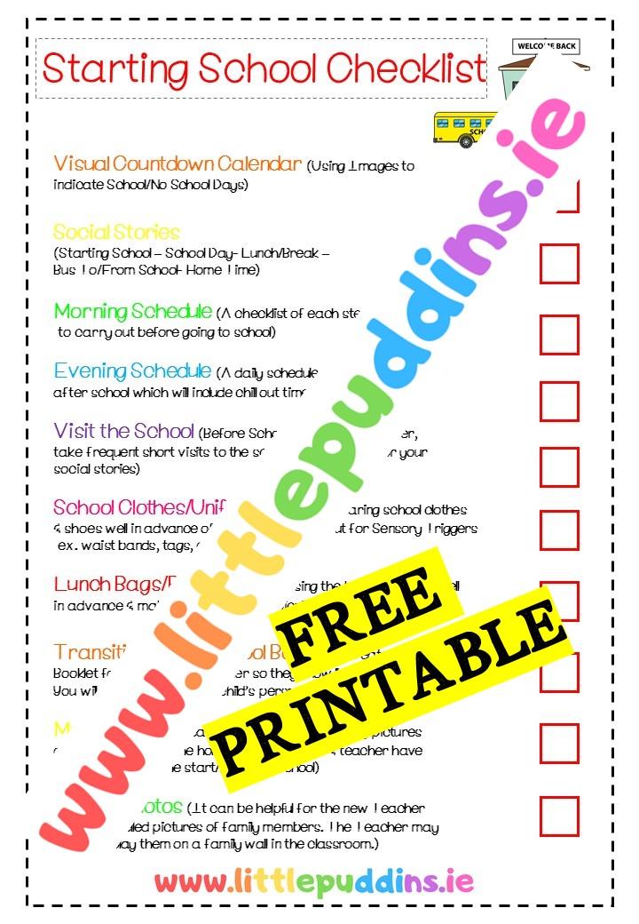 starting-school-checklist