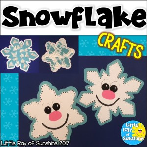 https://www.teacherspayteachers.com/Product/Snowflake-Crafts-for-Winter-January-3547066