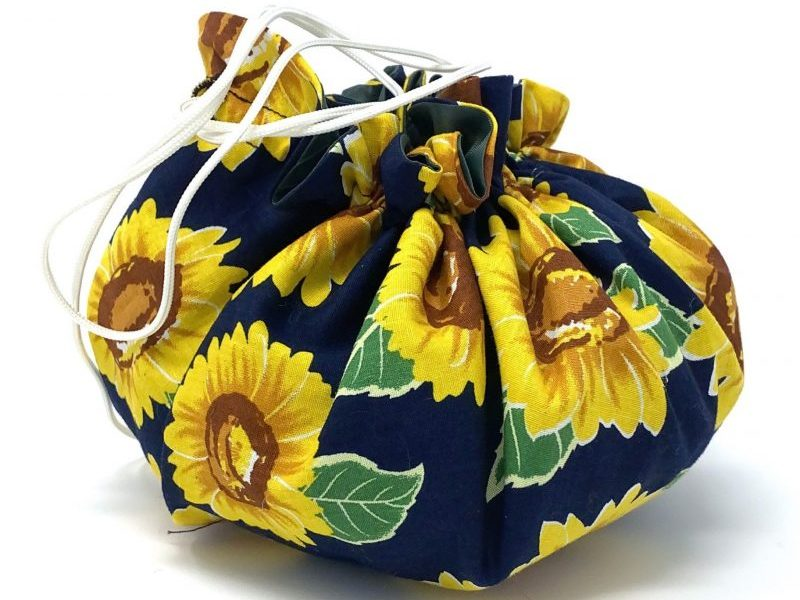 Sunfllower Pouch