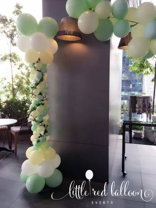 balloon-column-decorations-singapore