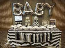 Swag Dessert Table Theme