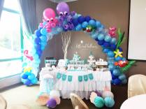 Under the Sea Dessert Table 2