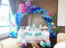 Under the Sea Dessert Table 2