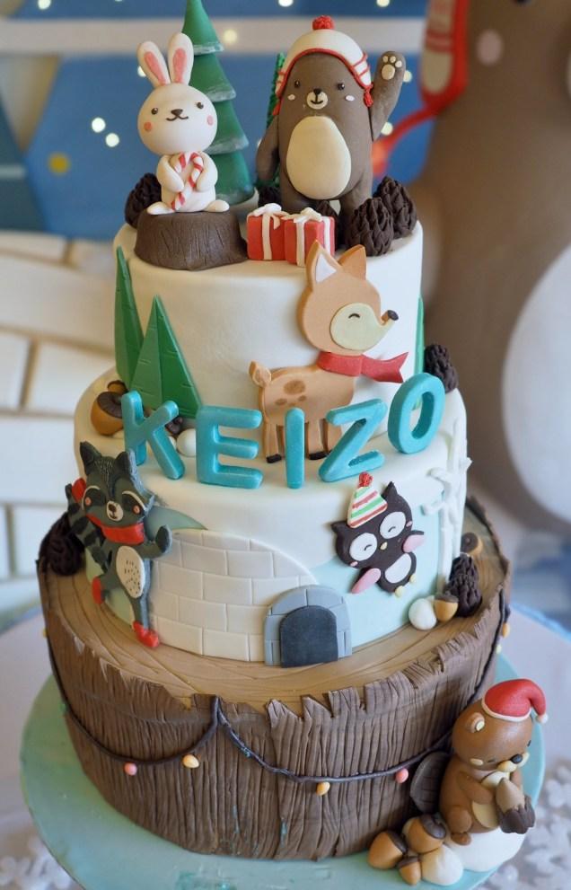 christmas-theme-cake