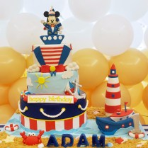 mickey-nautical-cake
