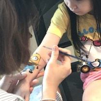 minion-face-painting-singapore