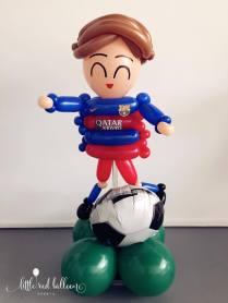 balloon-soccer-player
