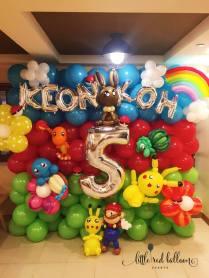 pokemon-theme-balloon-decoration