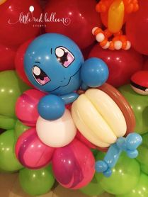 squirtle-balloon-sculpture