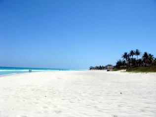 Varadero Beach.