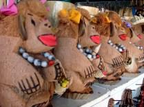Coconut monkeys! Cuba.