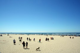 Cannon Beach on one of the hottest long weekend days of the year!