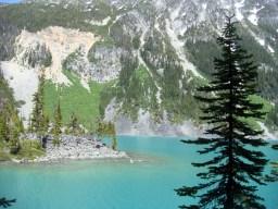 Joffre Lake (Vancouver, BC, Canada)