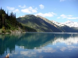Garibaldi Lake (BC, Canada)