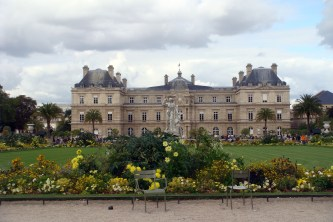 Luxembourg Gardens, a great place to have a picnic lunch or just sit for a few minutes before you head off to your next sight!