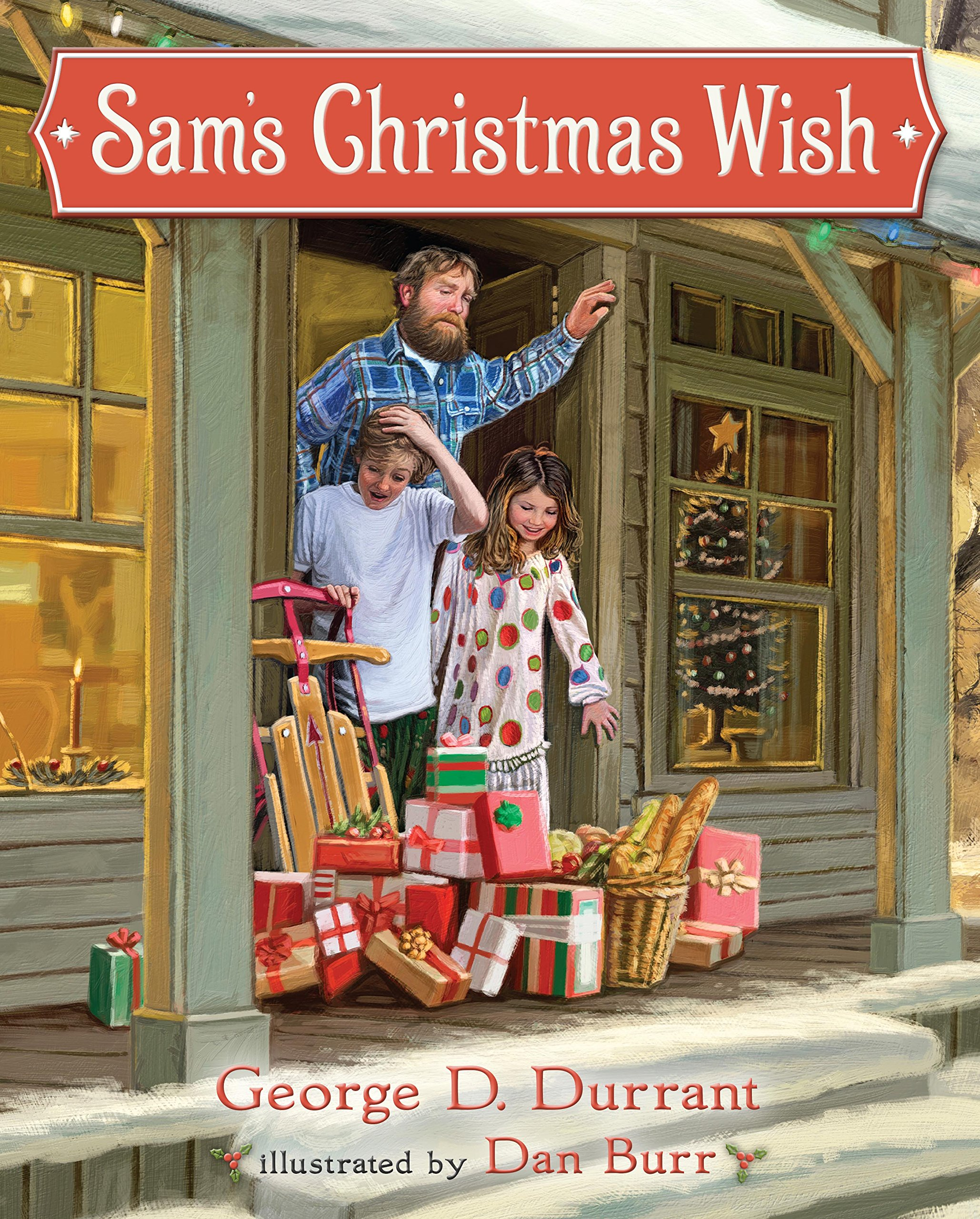 Sam's Christmas Wish Blog Tour