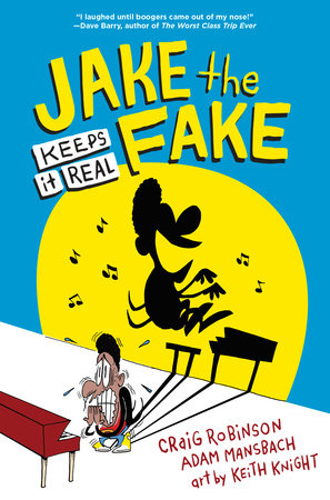 Jake the Fake Blog Tour