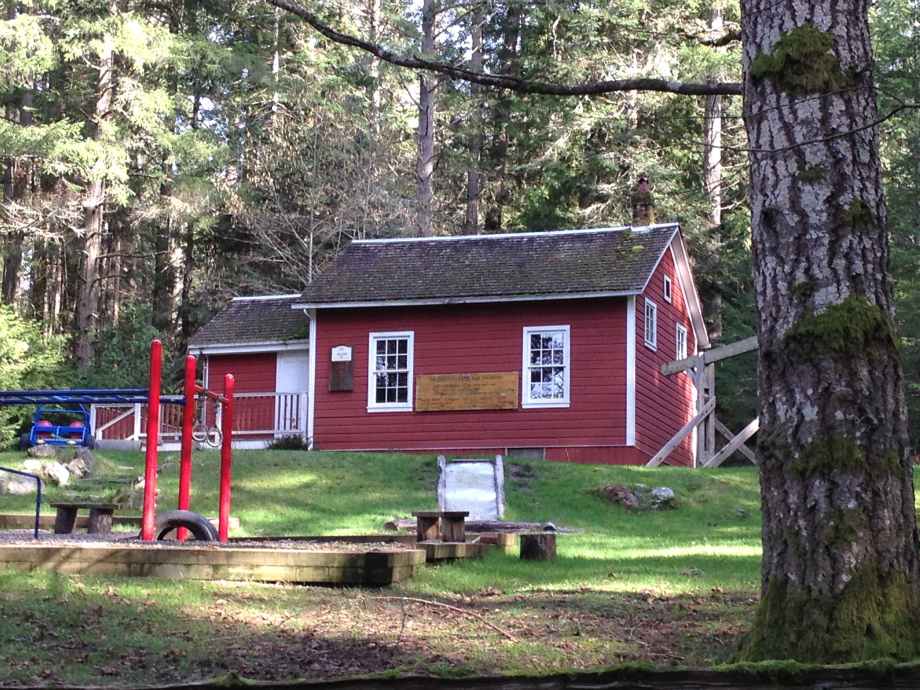 Little Red Schoolhouse Salt Spring Island Preschool