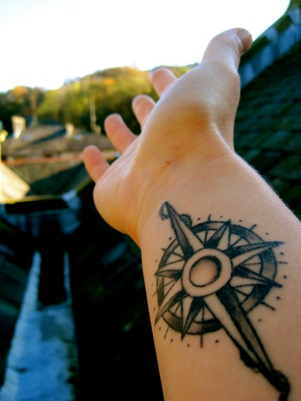 tarot personal compass