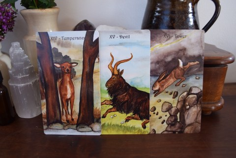 Badger's Forest Tarot