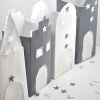 Lichthäuser im Advent