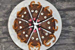 rendeer brownies