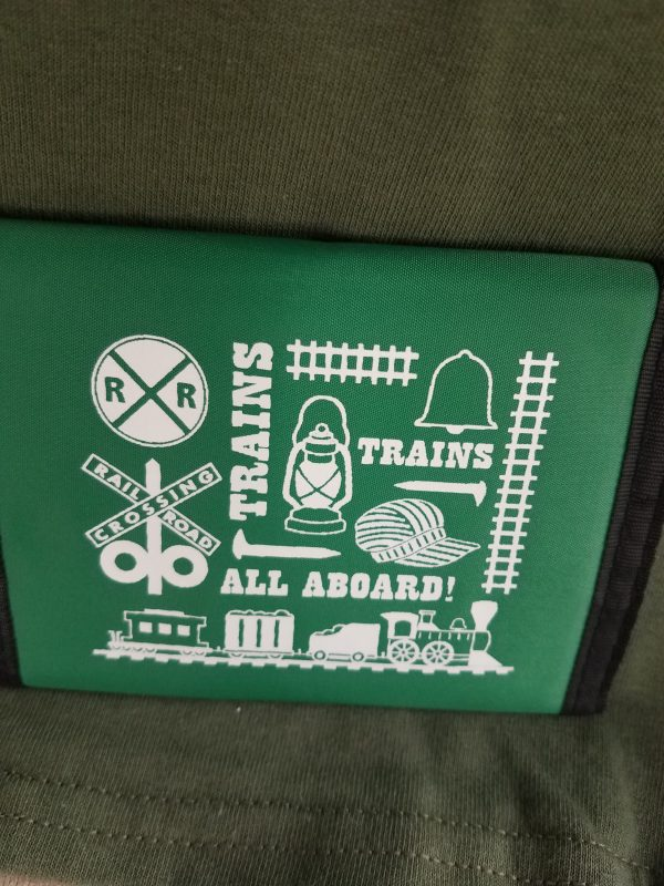 Tennessee Railroad Wallet