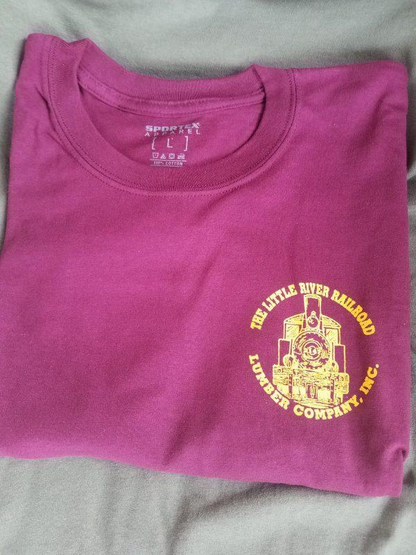 Little River Railroad Museum T-Shirt