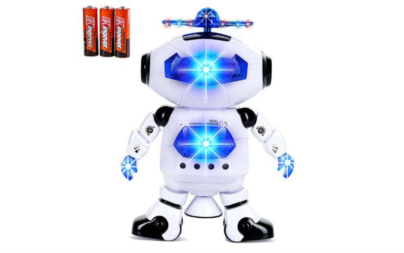 Robot toys for 4 year olds