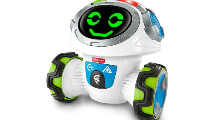 14 Of The Best Robot Toys For Toddlers That They'll Love