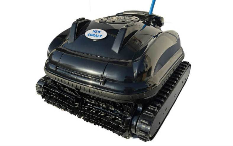 Cobalt Ultra scrubber, a nice robotic pool cleaner