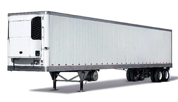 When you need to storage for items that have to be climate controlled the refrigerated storage trailers are it.