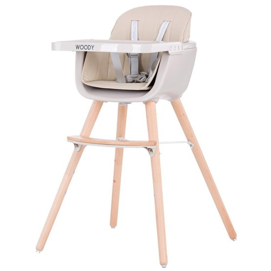Scaun de masă Chipolino Woody mocca