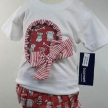Costumas tricou / pantalon scurt Basmarti