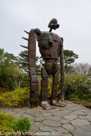 One giant robot.