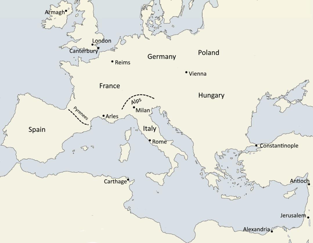 Europe key - Maps/Timelines