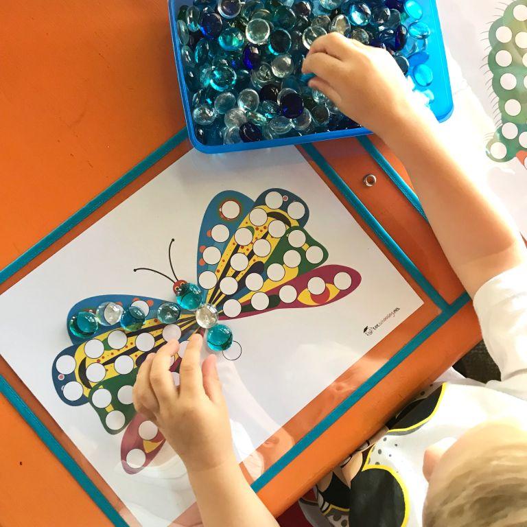 Little School of Smith's- Caterpillar Unit