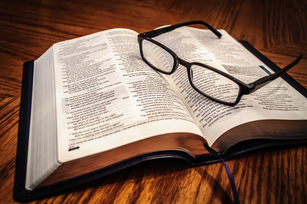 How to love God with all your mind by studying the Bible