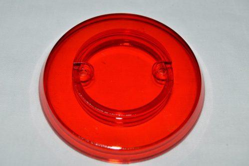 Red Transparent Pop Bumper Cap 03-8254-9