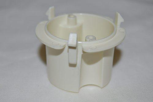 White Pop Bumper Body ( Clip Type ) 03-8325-5.1